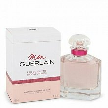 Guerlain Mon Guerlain Bloom of Rose Eau de Toilette femei 100 ml