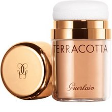 Guerlain Terracotta Touch Loose Powder On-The-Go 02 Moyen pudră cu efect matifiant 20 g