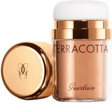 Guerlain Terracotta Touch Loose Powder On-The-Go 03 Fonce puder z formułą matującą 20 g