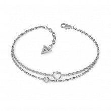 Guess Bransoletka UBB79029-S