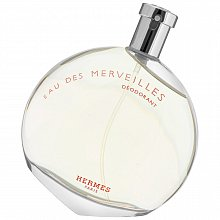 Hermes Eau des Merveilles Deodorants in glass for women 100 ml