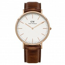 Herrenuhr Daniel Wellington DW00100009c - Second Hand
