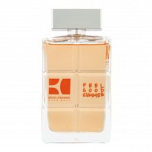 Hugo Boss Boss Orange Man Feel Good Summer Eau de Toilette bărbați 100 ml
