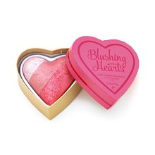 I Heart Revolution Blushing Hearts Bursting With Love Blusher púderes arcpír 10 g
