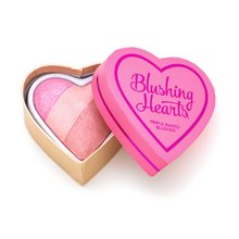 I Heart Revolution Blushing Hearts Candy Queen Of Hearts Blusher fard de obraz sub forma de pudra 10 g