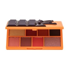 I Heart Revolution Mini Chocolate Shadow Palette Choc Orange палитра сенки за очи 10,2 g