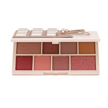 I Heart Revolution Mini Chocolate Shadow Palette Rose Gold paletă cu farduri de ochi 10,2 g