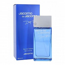 Jacomo de Jacomo Deep Blue Eau de Toilette for men 10 ml Splash