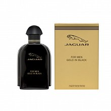 Jaguar For Men Gold in Black Eau de Toilette für Herren 100 ml