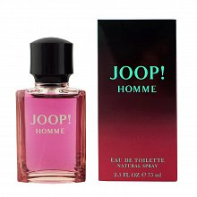 Joop! Homme Eau de Toilette for men 75 ml