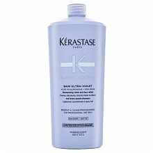 Kérastase Blond Absolu Bain Ultra-Violet nourishing shampoo for platinum blonde and gray hair 1000 ml