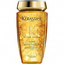 Kérastase Elixir Ultime Le Bain shampoo for hair shine 250 ml