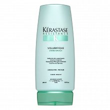 Kérastase Resistance Volumifique Thickening Effect Gel Treatment balsam pentru păr fin 200 ml