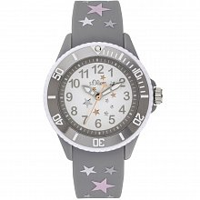 Kinderuhr s.Oliver SO-3925-PQ