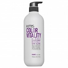 KMS Color Vitality Blonde Conditioner kondicionér pro neutralizaci žlutých tónů 750 ml