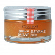 L'Occitane Exfoliance Radiance Scrub Corsican Pomelo Peeling for unified and lightened skin 75 ml