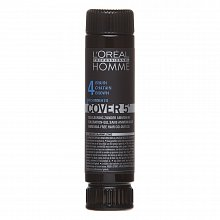 L´Oréal Professionnel Homme Cover 5 farba na vlasy No. 4 Medium Brown 3 x 50 ml