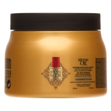 L´Oréal Professionnel Mythic Oil Oil Rich Mask Haarmaske für raues Haar 500 ml