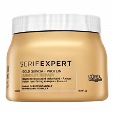 L´Oréal Professionnel Série Expert Absolut Repair Gold Quinoa + Protein Masque mask for very damaged hair 500 ml