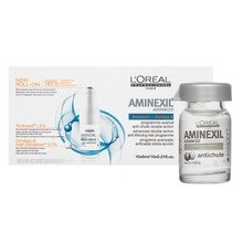 L´Oréal Professionnel Série Expert Aminexil Control hair treatment for thinning hair 10 x 6 ml