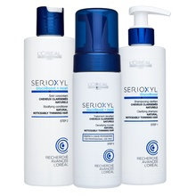 L´Oréal Professionnel Serioxyl Kit For Natural Hair gift set 125 x 250 x 250 ml