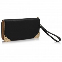 L&S Fashion LSP1072 purse black