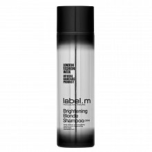 Label.M Brightening Blonde Shampoo șampon pentru păr blond 250 ml
