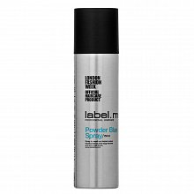 Label.M Complete Powder Spray powder hair spray for all hair types Blue 150 ml