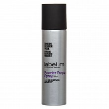 Label.M Complete Powder Spray colored powder hair spray Purple 150 ml