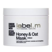 Label.M Condition Honey & Oat Mask maska pro suché vlasy 120 ml