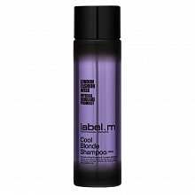 Label.M Cool Blonde Shampoo shampoo for platinum blonde and gray hair 250 ml
