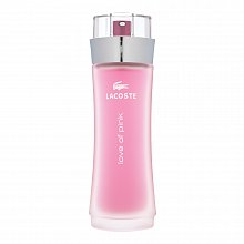 Lacoste Love of Pink Eau de Toilette for women 90 ml
