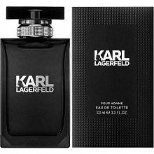 Lagerfeld Karl Lagerfeld for Him Eau de Toilette bărbați 100 ml