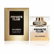 Lagerfeld Private Klub for Her Eau de Parfum für Damen 45 ml
