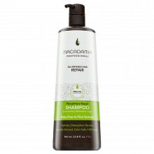 Macadamia Professional Weightless Repair Shampoo fortifying shampoo for damaged hair 1000 ml
