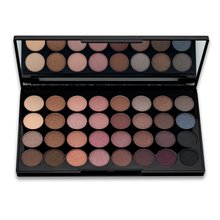 Makeup Revolution Beyond Flawless Ultra Eyeshadow Palette палитра сенки за очи 16,5 g