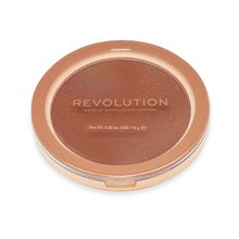 Makeup Revolution Mega Bronzer 02 Warm бронзираща пудра 15 g