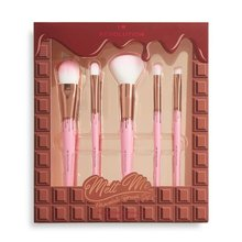 Makeup Revolution Melt Me Chocolate Brush Set Brush Set