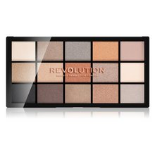 Makeup Revolution Reloaded Eyeshadow Palette - Iconic 2.0 paletka očních stínů 16,5 g