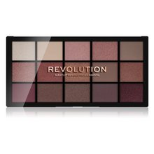Makeup Revolution Reloaded Eyeshadow Palette - Iconic 3.0 paletă cu farduri de ochi 16,5 g