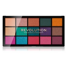 Makeup Revolution Reloaded Eyeshadow Palette - Jewelled paleta cieni do powiek 16,5 g
