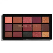 Makeup Revolution Reloaded Eyeshadow Palette - Newtrals 3 paleta cieni do powiek 16,5 g
