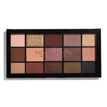 Makeup Revolution Reloaded Eyeshadow Palette - Velvet Rose paleta cieni do powiek 16,5 g