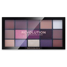 Makeup Revolution Reloaded Eyeshadow Palette - Visionary палитра сенки за очи 16,5 g
