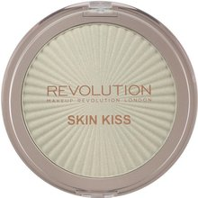 Makeup Revolution Skin Kiss Highlighter Ice Kiss iluminator 15 g