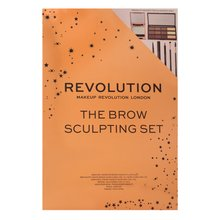 Makeup Revolution The Brow Sculpting Set zestaw podarunkowy