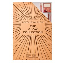 Makeup Revolution The Glow Collection Set zestaw podarunkowy
