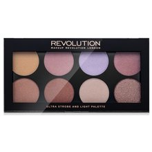 Makeup Revolution Ultra Strobe And Light paleta multifunkcyjna 12 g