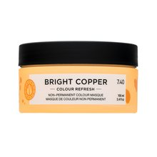 Maria Nila Colour Refresh nourishing mask with coloured pigments for hair with copper shades Bright Copper 100 ml