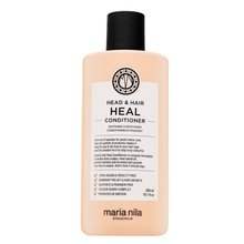 Maria Nila Head & Hair Heal Conditioner balsam hrănitor pentru par subtire 300 ml